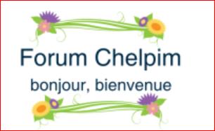 CHELPIM Forum de détente et pour les artistes....